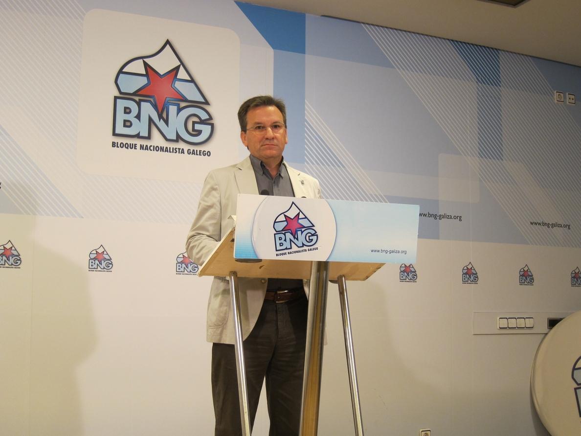 El BNG cree que la ciudadanía dice que «no es momento» de la reforma electoral y que quiere «lo que ya se está haciendo»