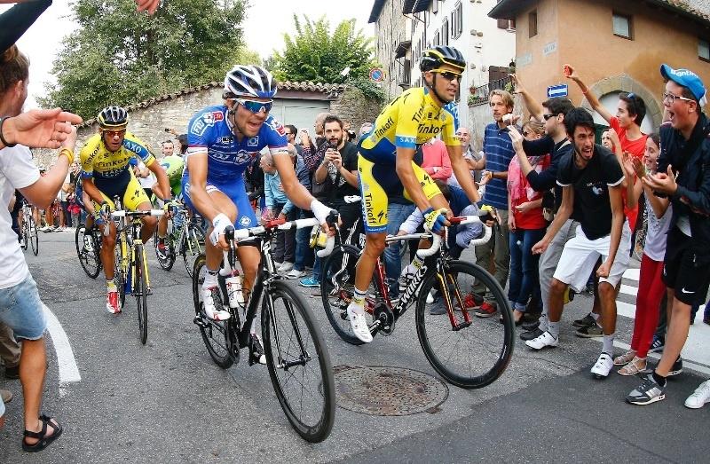 Contador no participará en el Tour de Pekín y Valverde se asegura el número uno