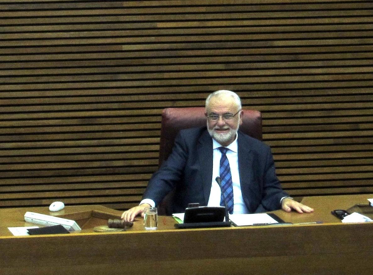 Cotino se plantea dimitir «pronto» y explicará los motivos en el Comité Ejecutivo Regional del PPCV del miércoles