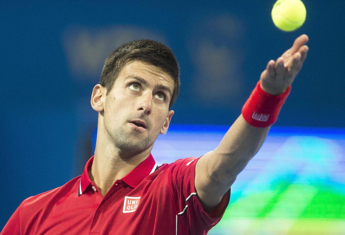 Djokovic no se siente cansado para Shanghái después de ganar ayer en Pekín