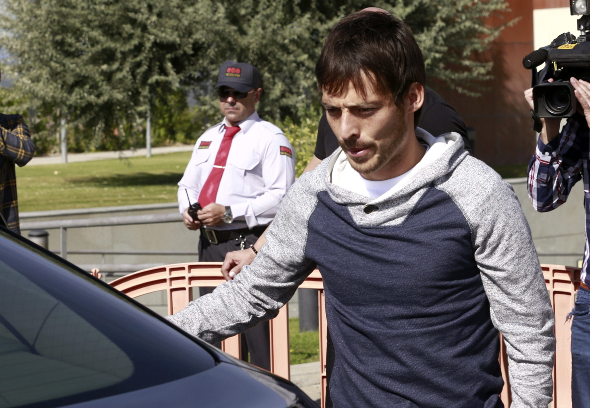España se concentra pendiente del estado de Sergio Ramos