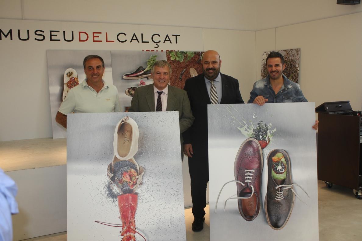 El Govern recibe la colección de fotografías »Foot&Food», de Nando Esteva, para su utilización en ferias turísticas