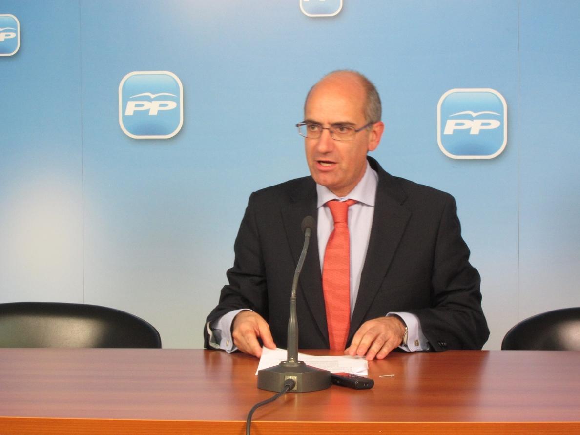 Iglesias asegura que el PP de Salamanca está «en condiciones» de presentar candidaturas en todos los municipios