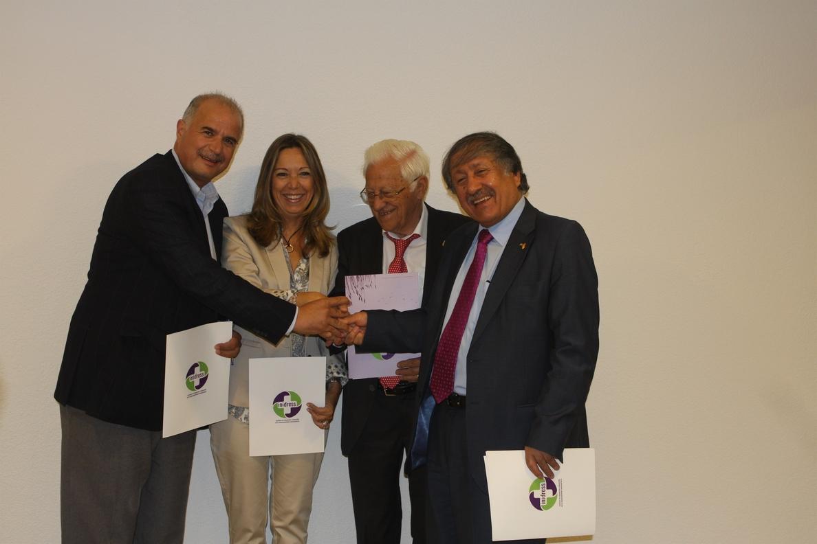 Inidress, la Embajada de Palestina en España y Mensajeros de la Paz ponen en marcha el programa »Recupera Sonrisas»