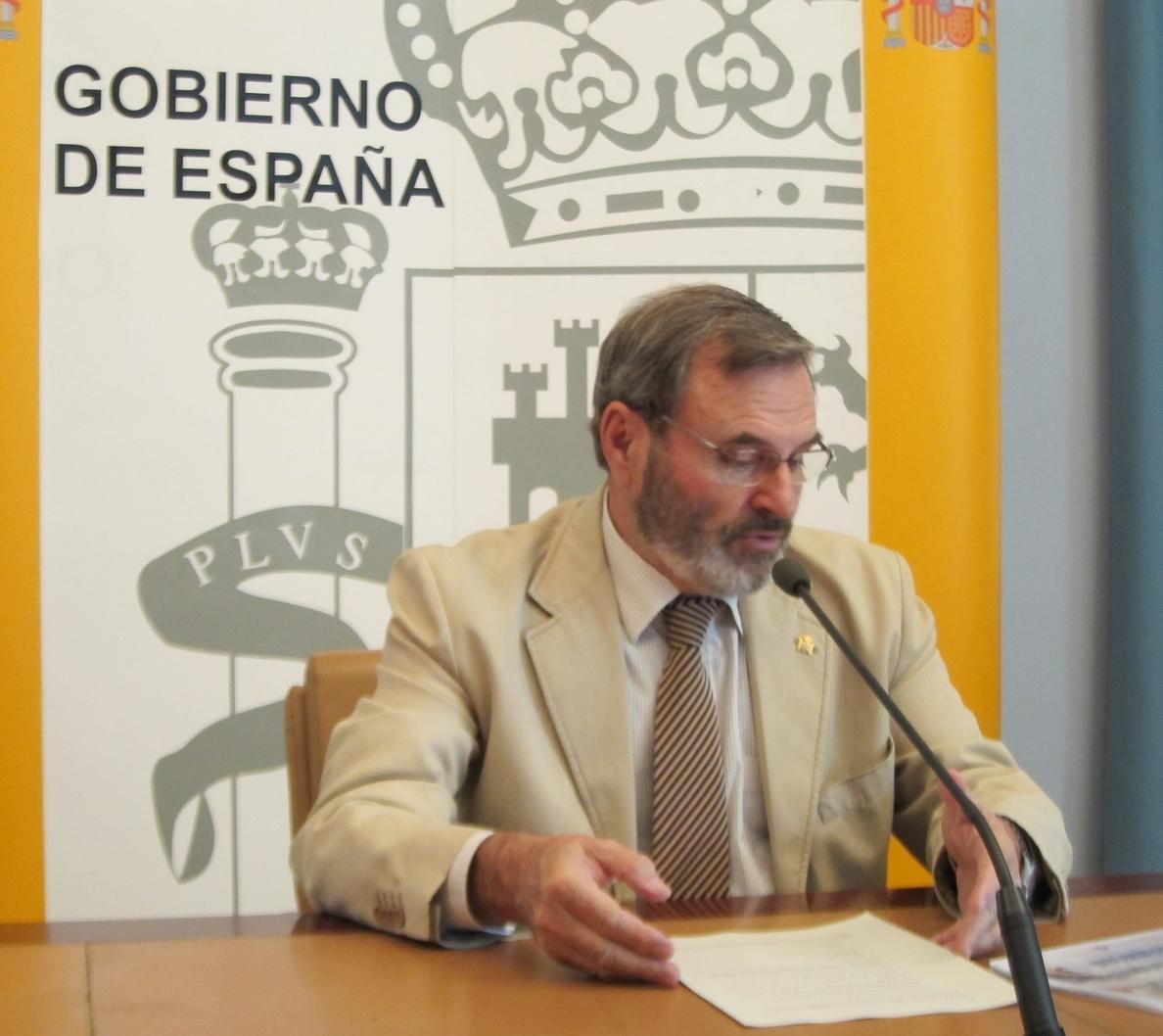Lillo cree que las cuentas permitirán acabar en 2015 los tramos Linares-Ibros y Úbeda-Torreperogil de A-32