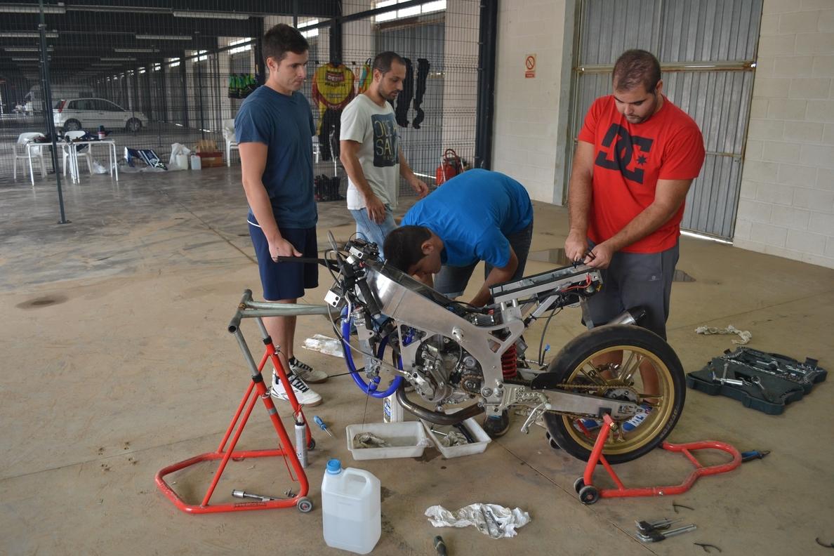 El equipo Moto UPCT queda cuarto en la competición universitaria MotoStudent