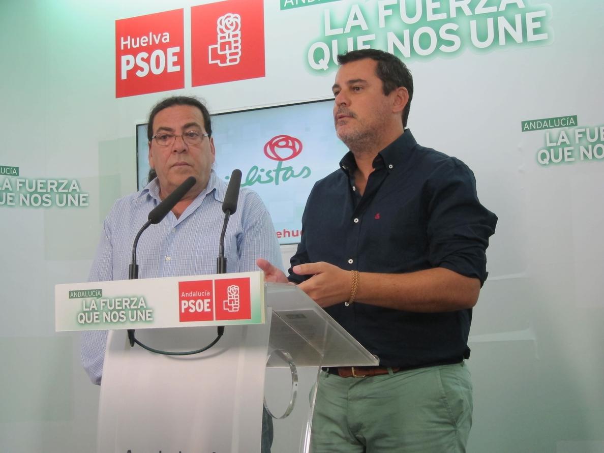 El PSOE pide el cese del edil de Cortegana (PP) que inició obras en su vivienda «sin licencia»