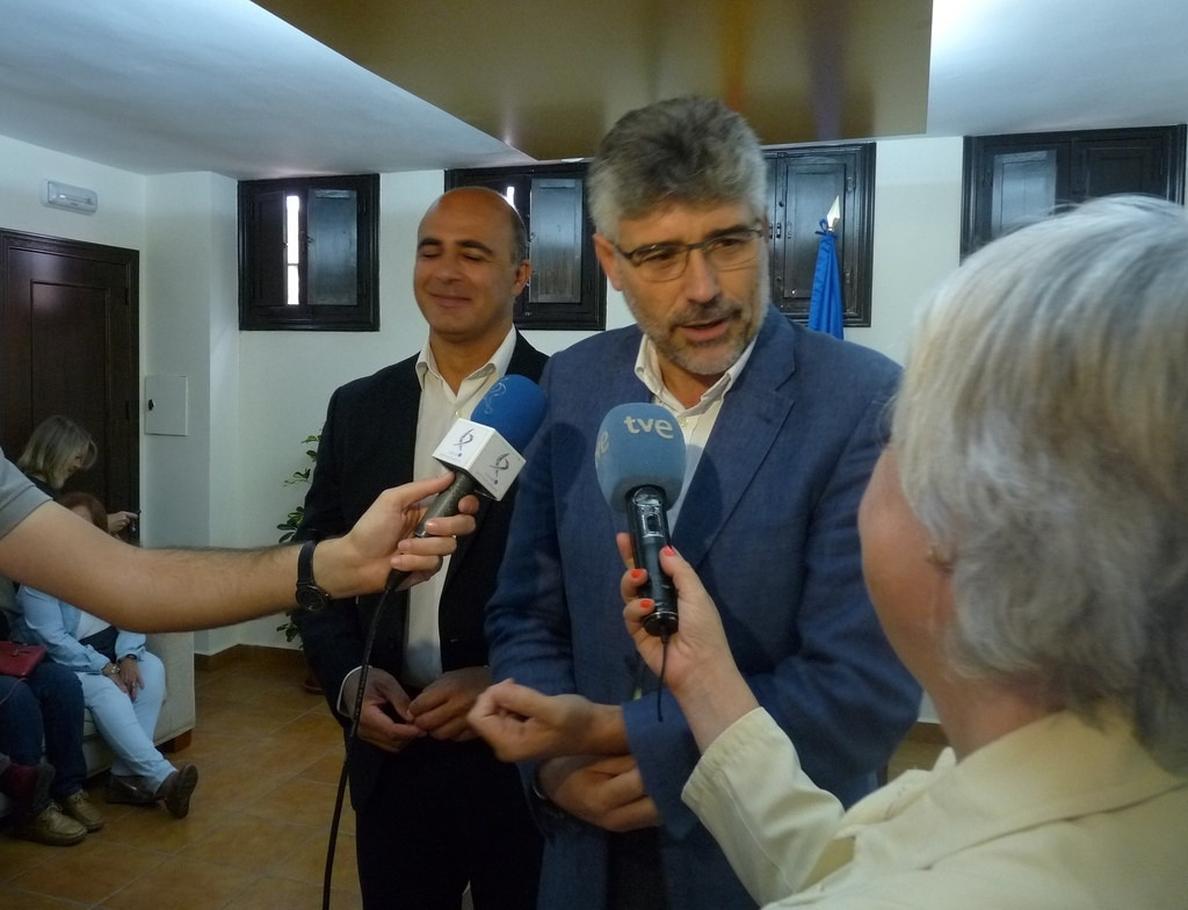 El PSOE extremeño pide una financiación «propia y adecuada» para la Feria Internacional Ganadera de Zafra