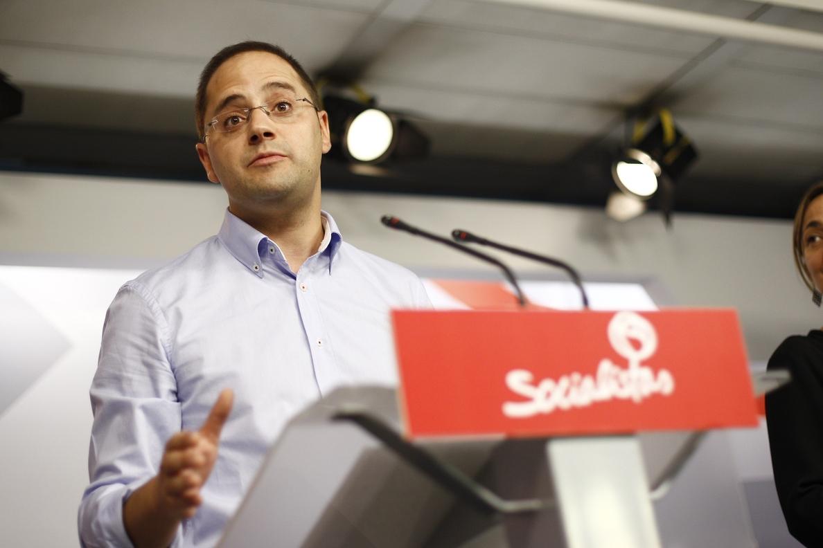 PSOE ve «muy importante» que Rajoy ya hable de diálogo y le anima a «que siga por ahí»