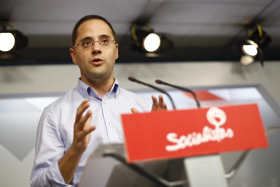 El PSOE ve importante que Rajoy ya hable de diálogo y le anima a «que siga por ahí»