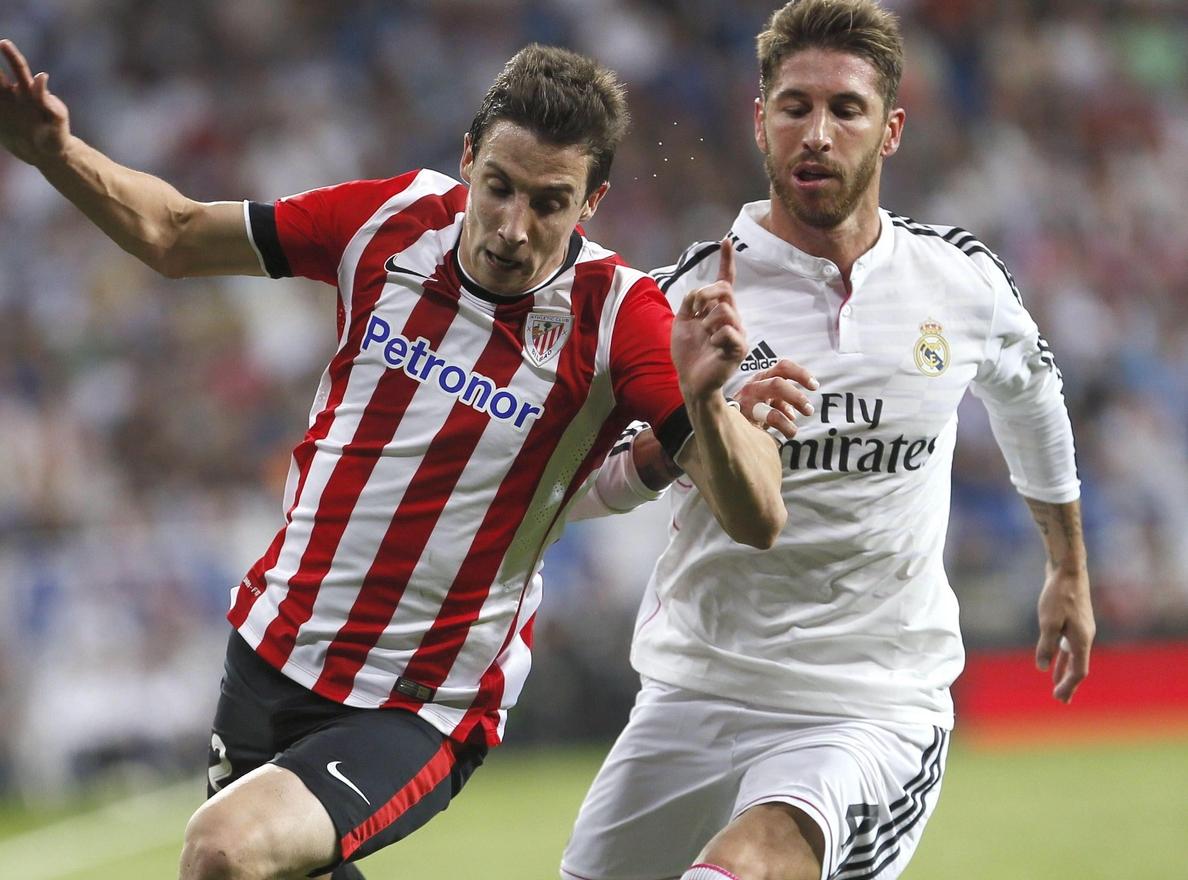 Ramos no habla de las ideas de Piqué: «Tiene las puertas abiertas»