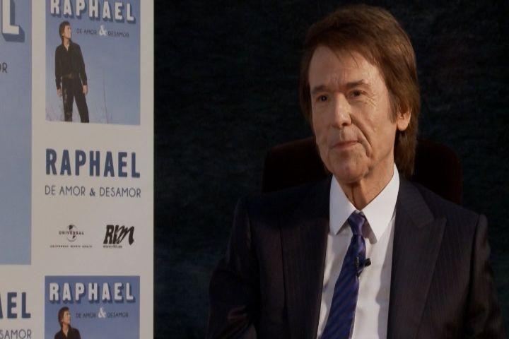 Raphael quiere grabar un tema con sus ídolos de juventud, Elvis Presley y Edith Piaf