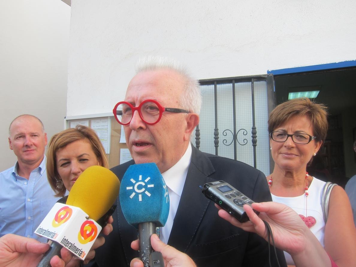 Sánchez Maldonado subraya la apuesta por «cerrar la brecha digital» y eliminar «peligros» para la igualdad