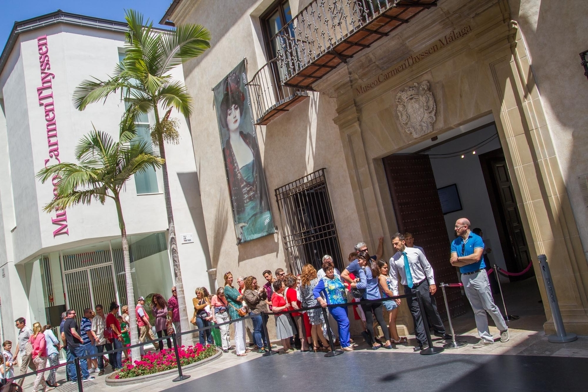 El Thyssen de Málaga muestra el homenaje de Rusiñol a El Greco
