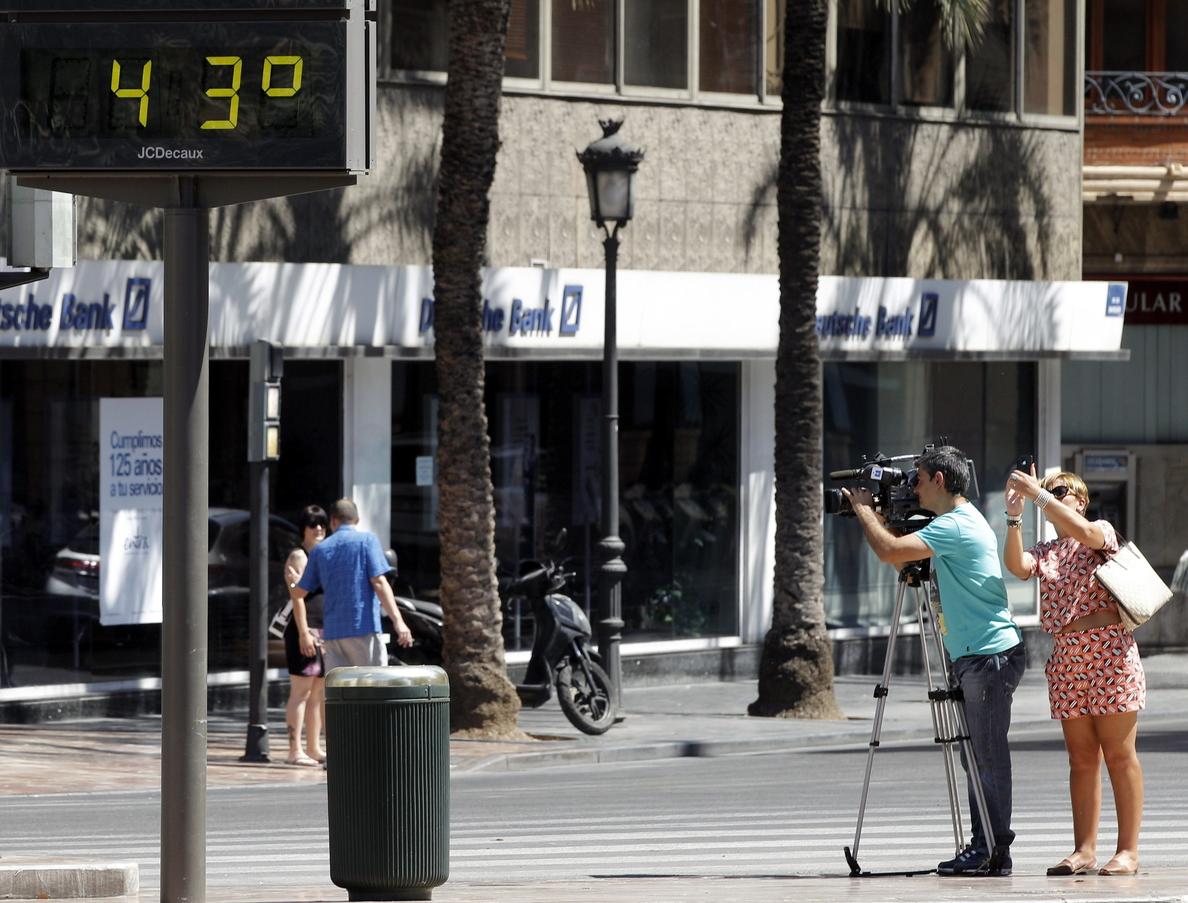 Septiembre ha sido el más caluroso del siglo XXI y más lluvioso desde 1999
