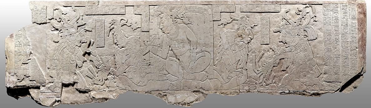 La civilización maya resucita en París