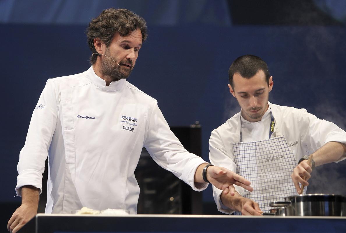 La cocina italiana de vanguardia crece pese a la tradición de «mamme e nonne»
