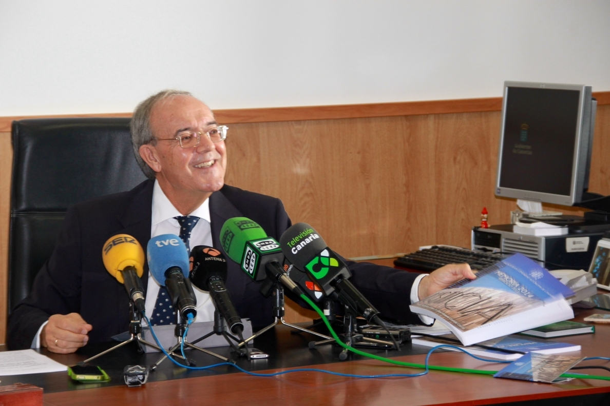La criminalidad baja un 1% en Canarias durante 2013 con un total de 213.693 diligencias incoadas