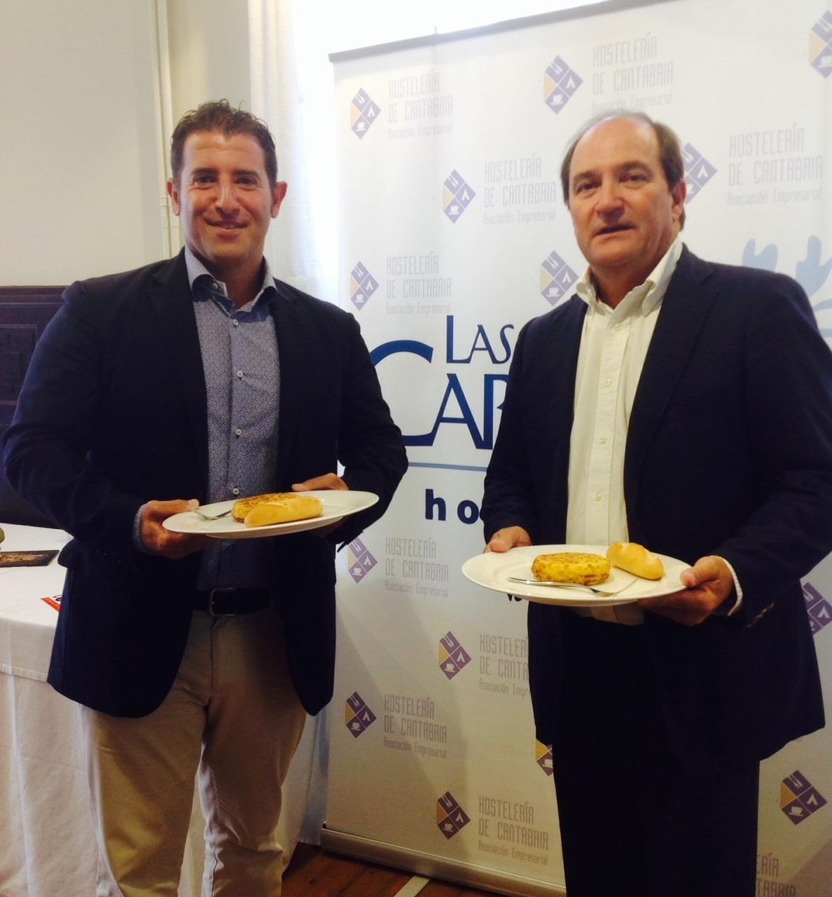 43 especialidades competirán en el I Concurso de Tortilla de Cantabria