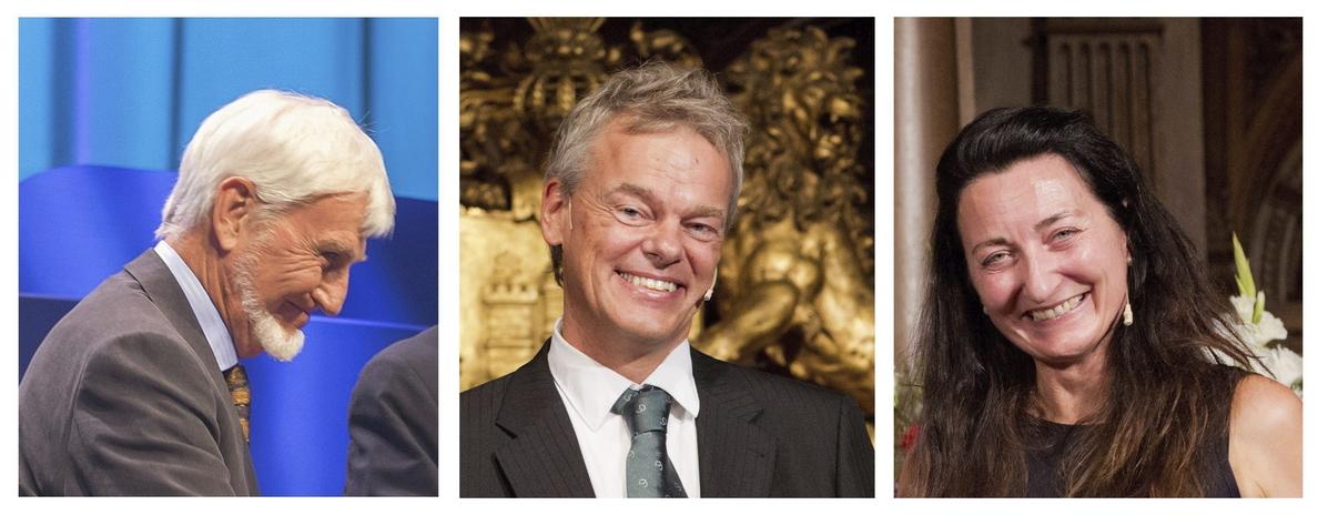 Un estadounidense y dos noruegos ganan el Nobel de Medicina 2014