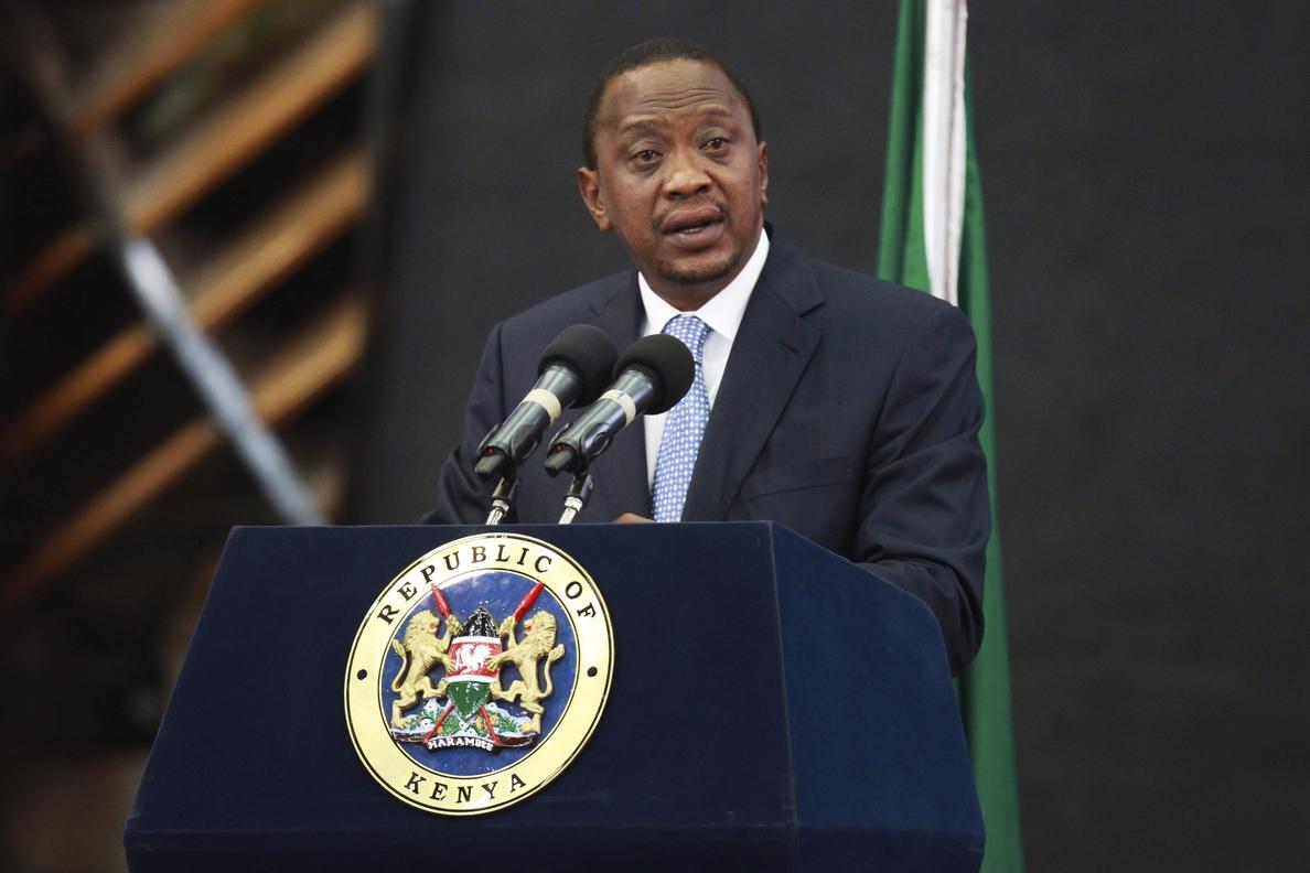 El presidente de Kenia confirma que comparecerá ante la CPI para decidir sobre su juicio