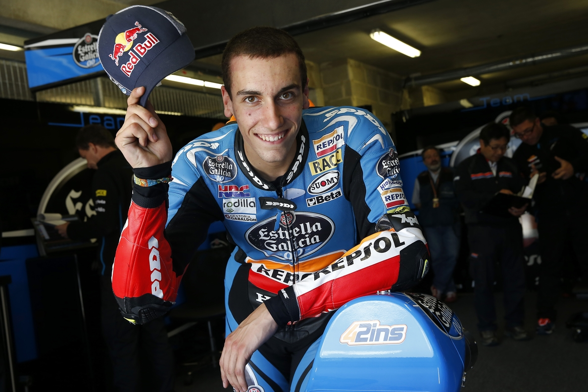 Álex Rins: «Llegamos al GP de Japón más cerca que nunca del liderato»