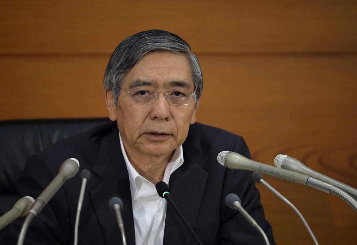 El Banco de Japón mantiene intacto su programa de flexibilización monetaria