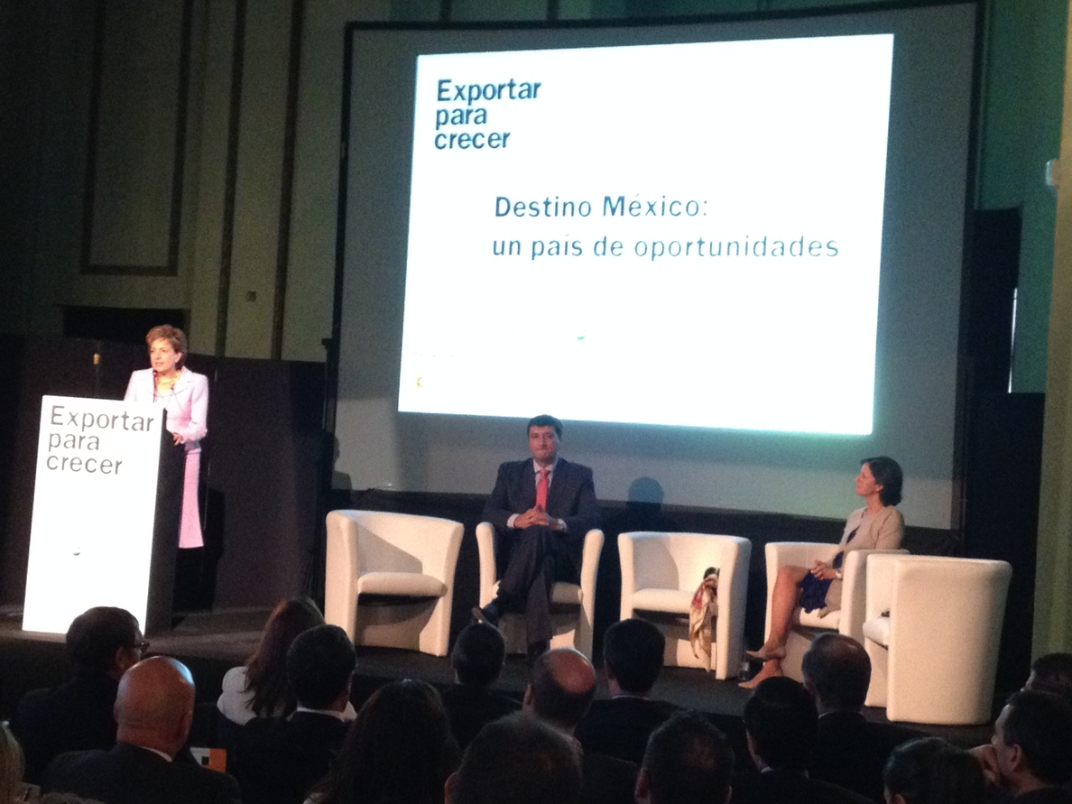 Banco Sabadell anima a 800 empresarios españoles a invertir en México