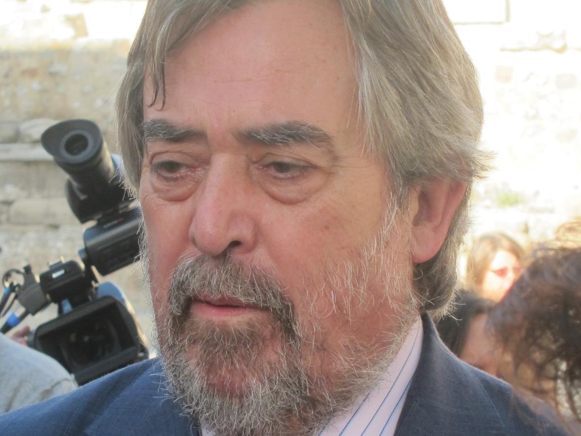 Belloch dice que la militancia del PSOE no ha querido primarias para la alcaldía de Zaragoza y «eso va a misa»