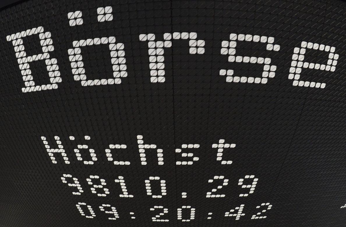 La Bolsa de Fráncfort baja un 0,44 por ciento en la apertura