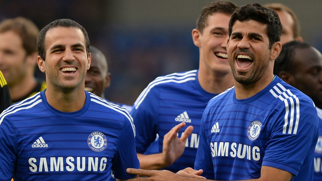 Cesc Fàbregas, su mayor aliado en el Chelsea ¿Lo será en »La Roja?