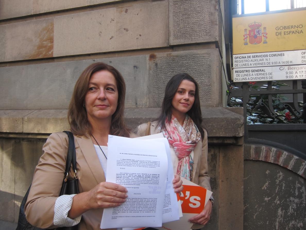 C»s acusa al Gobierno catalán de «continuas ilegalidades» tras nombrar comisiones territoriales