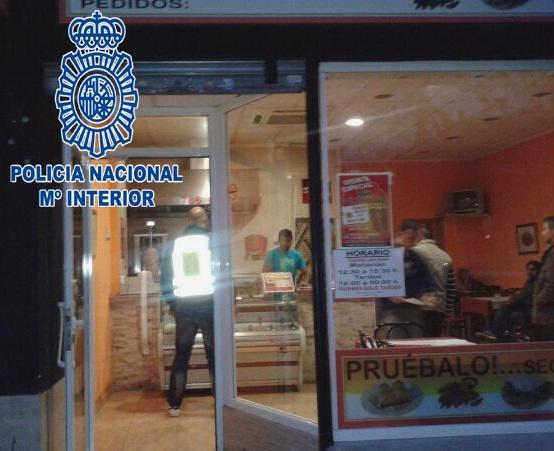 Detectada carne de pollo, pavo y caballo en Kebabs de ternera  en Madrid