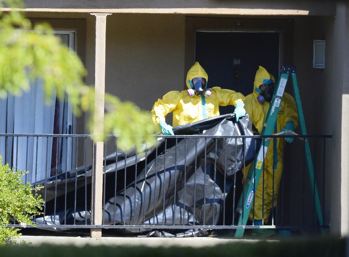 De todos los casos de ébola tratados fuera de África, han muerto sólo los 2 españoles