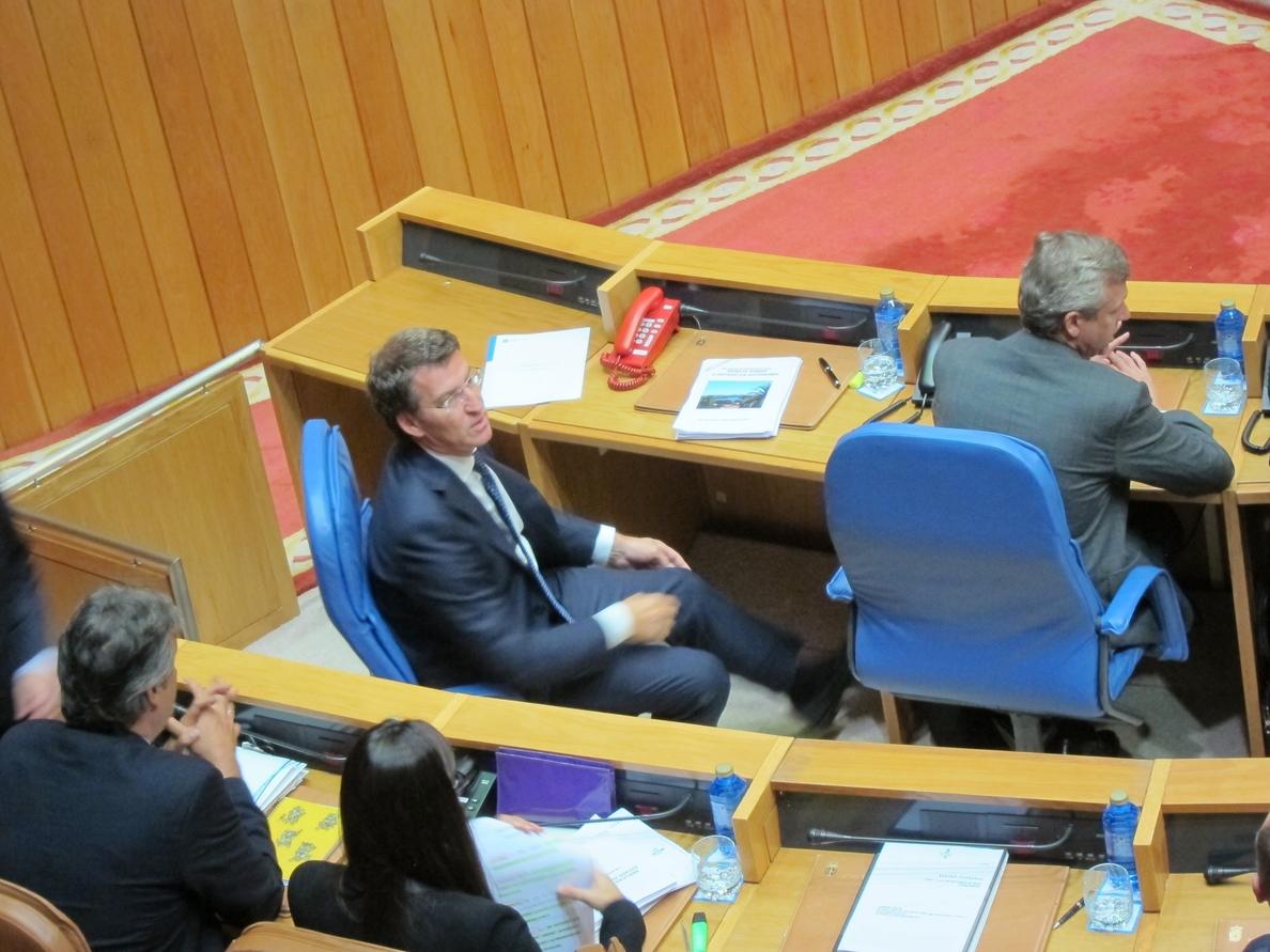 Feijóo propone potenciar la conferencia de presidentes para mejorar el Estado autonómico frente a las «amenazas»