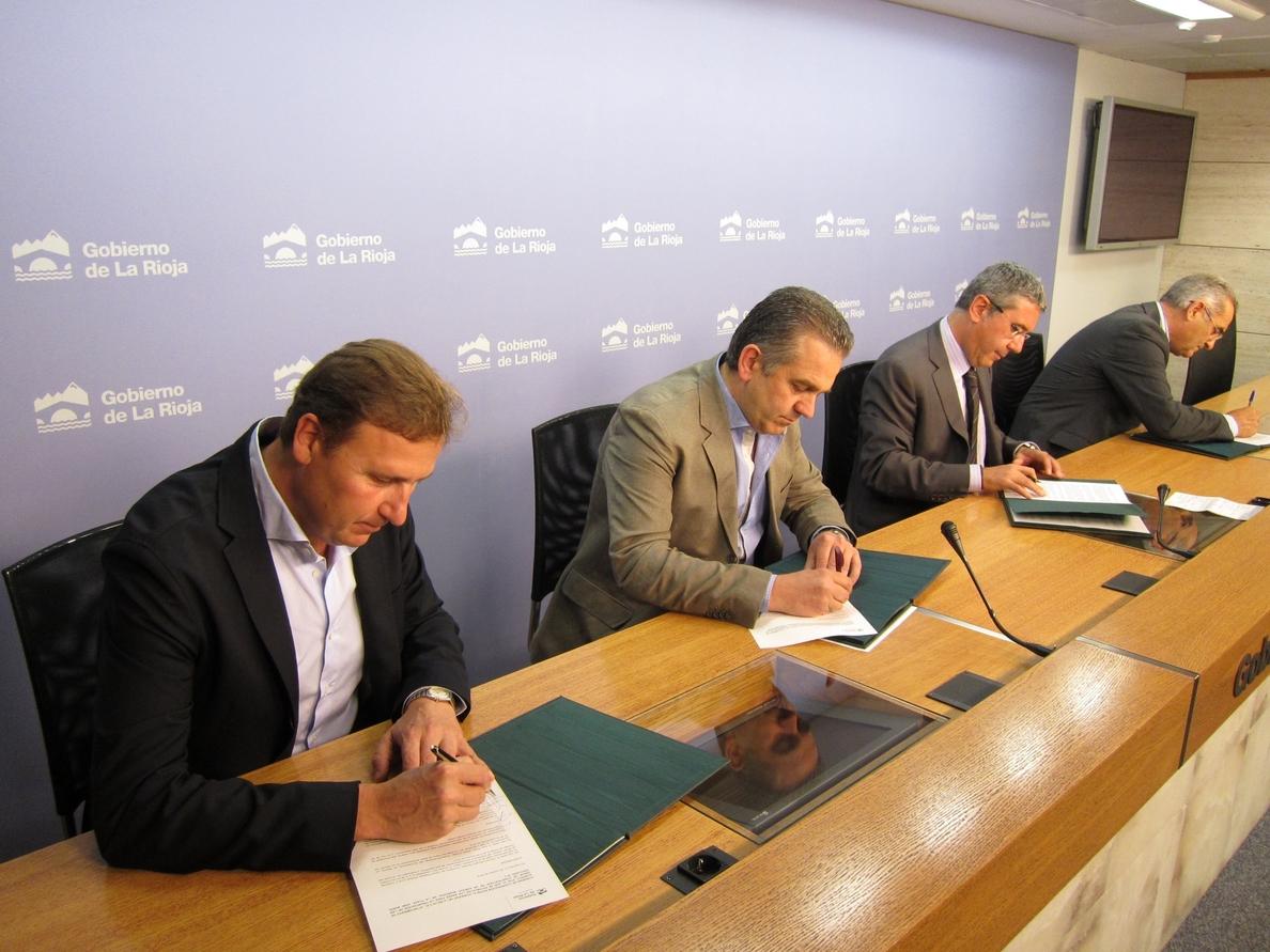 El Gobierno apoya la construcción de nuevos Ayuntamientos en Alberite y Manjarrés y reurbanización de calles en Aguilar