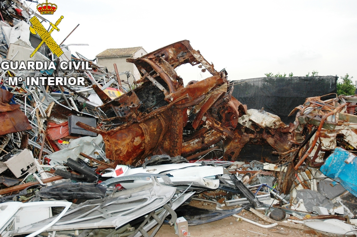 Imputadas siete personas por la gestión irregular de residuos en Castellón y Tarragona