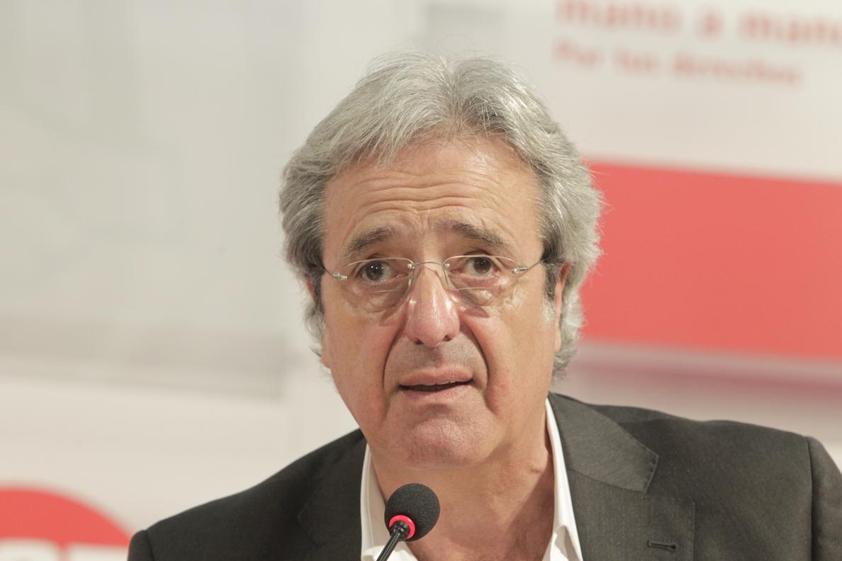 José Ricardo Martínez devolverá los 44.200 euros de la tarjeta de Caja Madrid pero defiende su uso «legal» de la misma