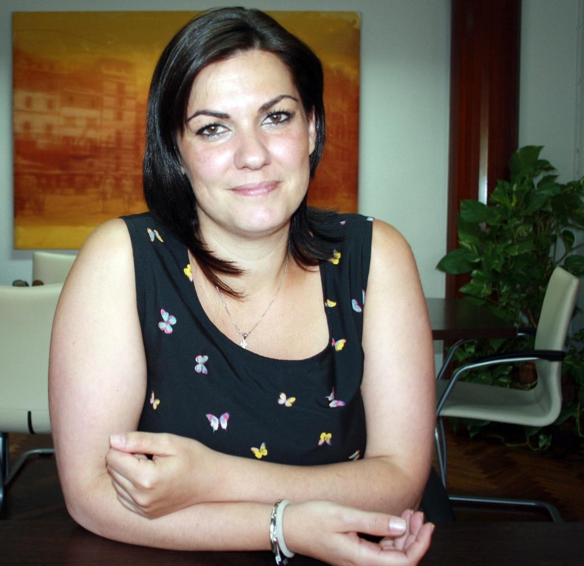 Mayte Fernández será la candidata de la Agrupación Socialista de Puertollano para las elecciones municipales del 2015