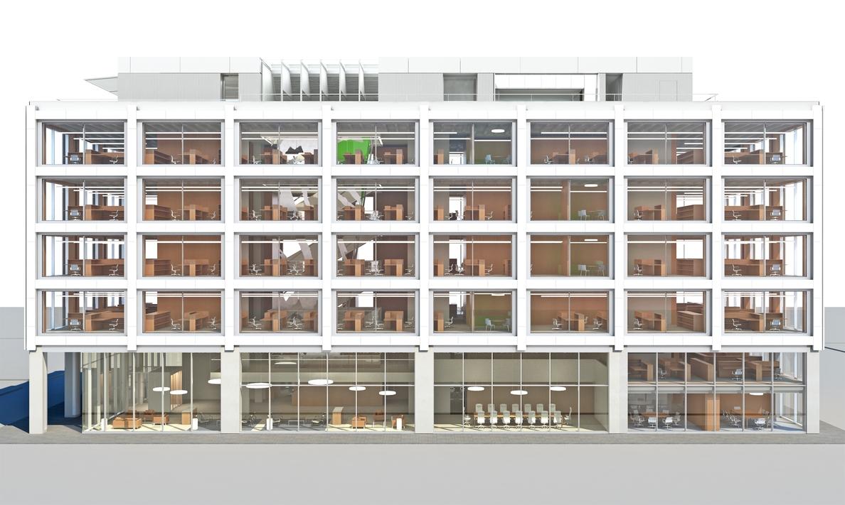 El Museo ICO recorre la trayectoria del arquitecto Juan Navarro Baldeweg en una exposición