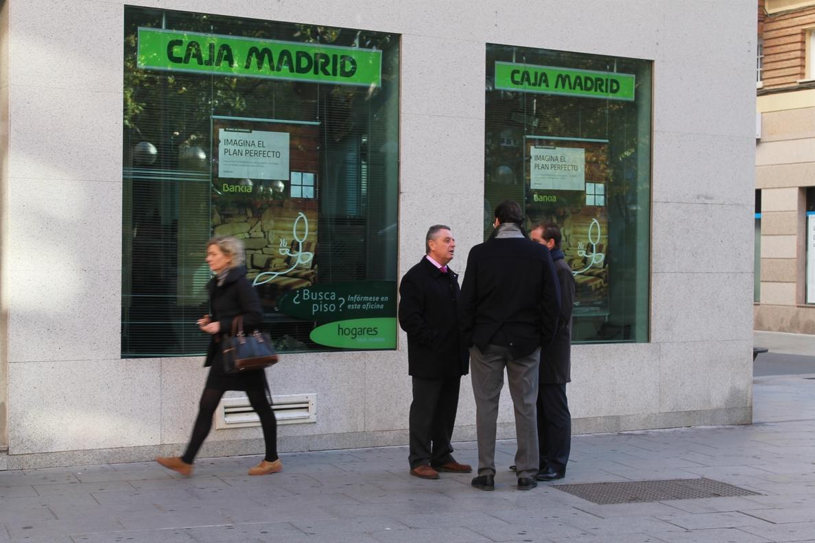 Ossorio insta a «los que crearon el sistema» a que den explicaciones sobre el caso de las »tarjetas b» de Caja Madrid