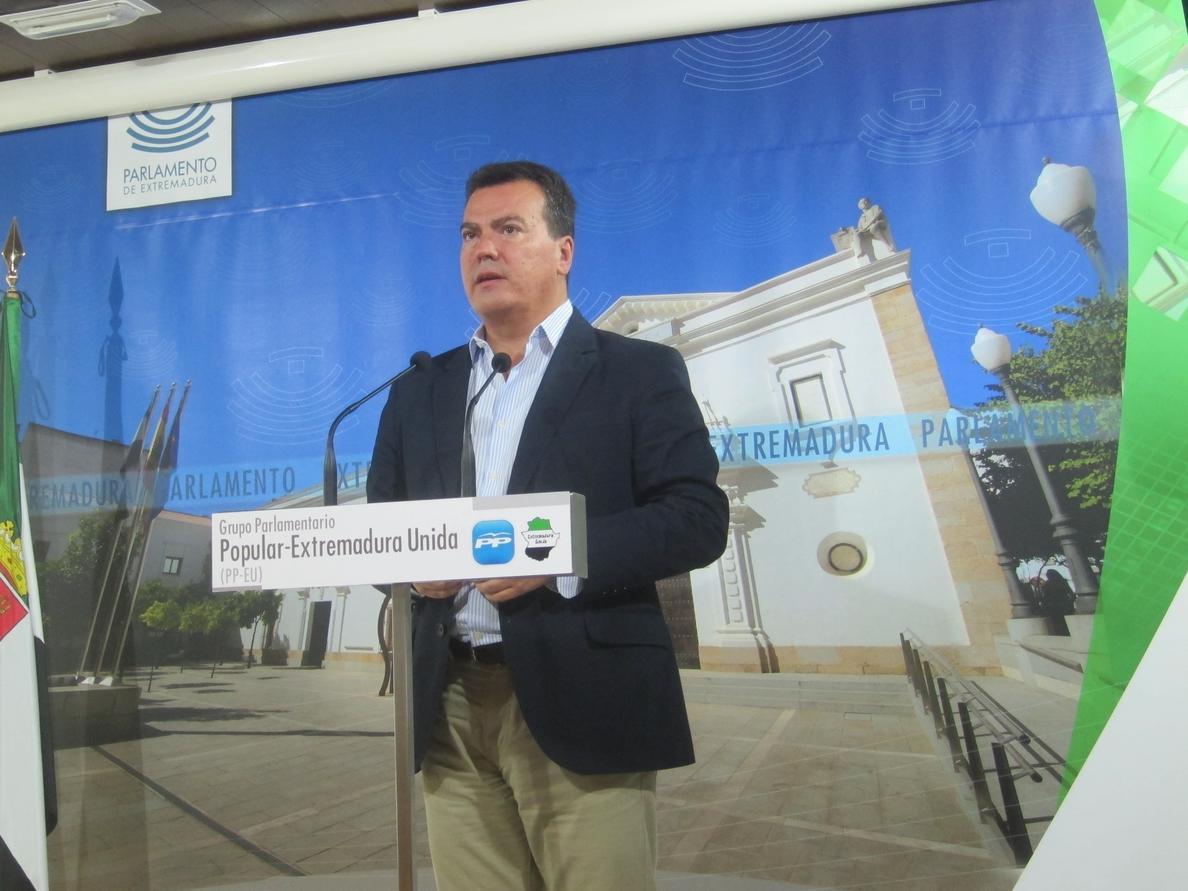 El PP augura medidas dedicadas al «campo del siglo XXI» dentro del Consejo de Gobierno Extraordinario de Don Benito