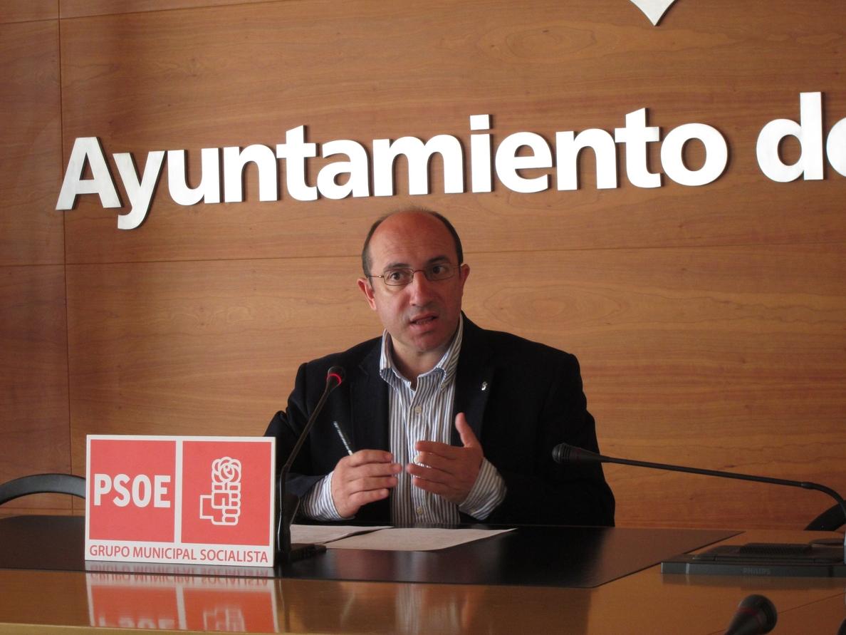 El PSOE critica que Gamarra «no ha movido ni un dedo durante esta legislatura» para planificar estrategia de futuro