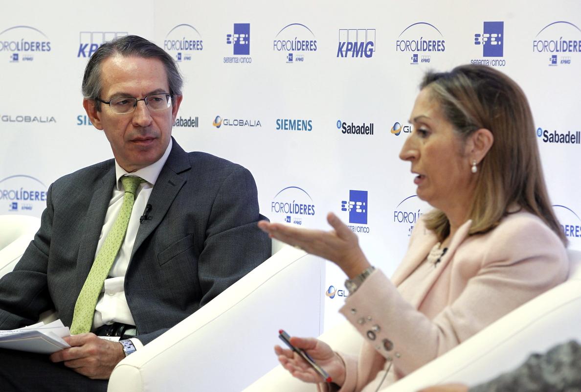 Pastor dice que la consulta catalana va en contra del modelo de convivencia