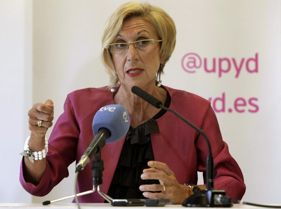UPyD plantea hoy una reforma para reducir el peso de los nacionalistas