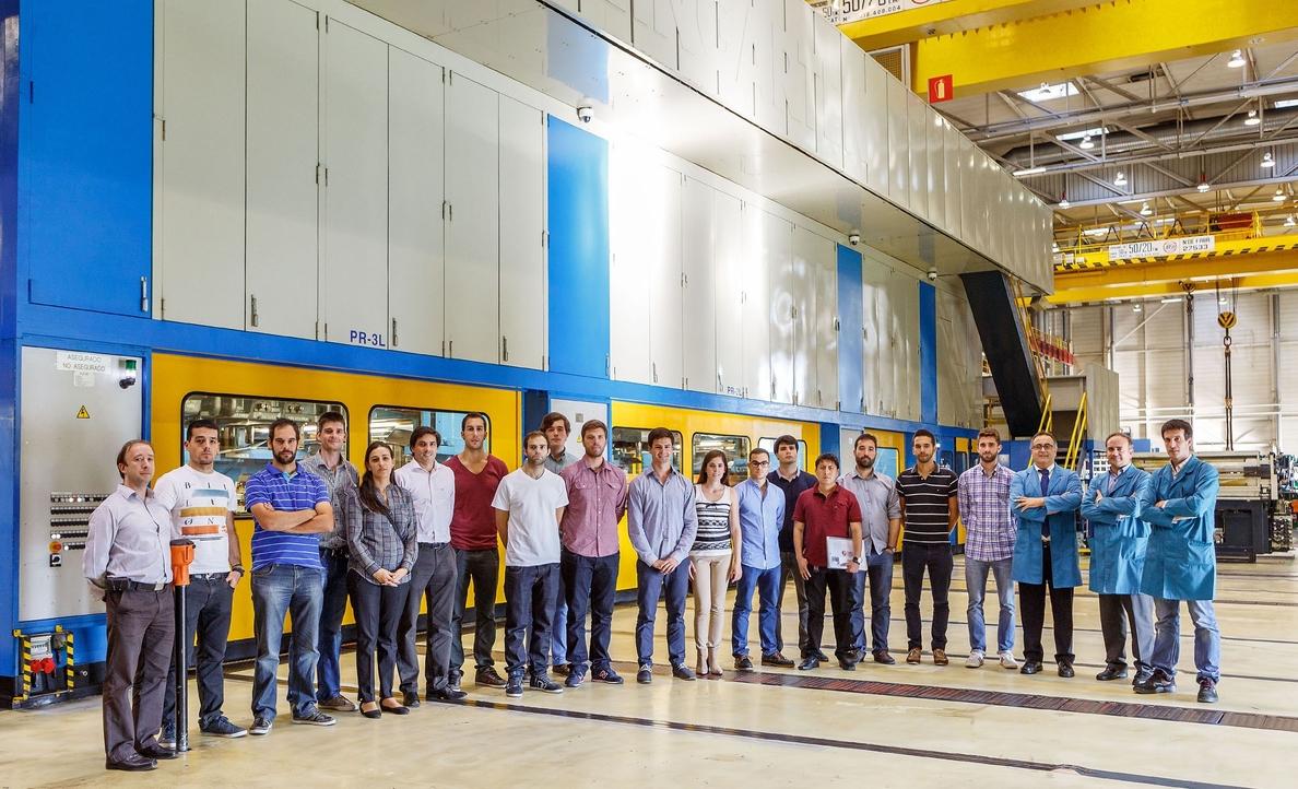 Volkswagen Navarra y Tecnun ponen en marcha un máster en producción