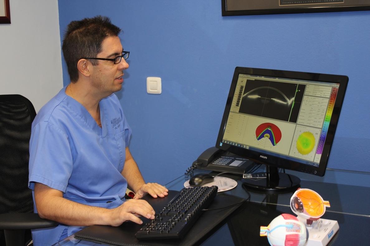 El 80% de los casos de ceguera en Canarias son evitables
