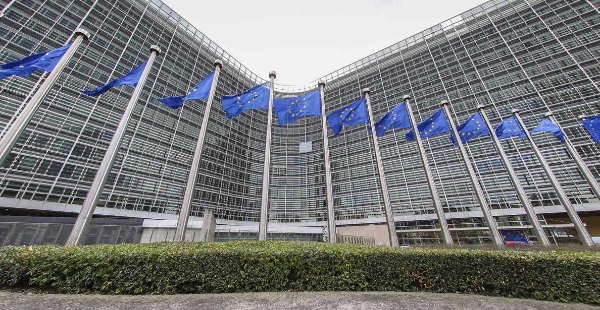 Un centenar de kurdos irrumpe a la fuerza en el Parlamento Europeo