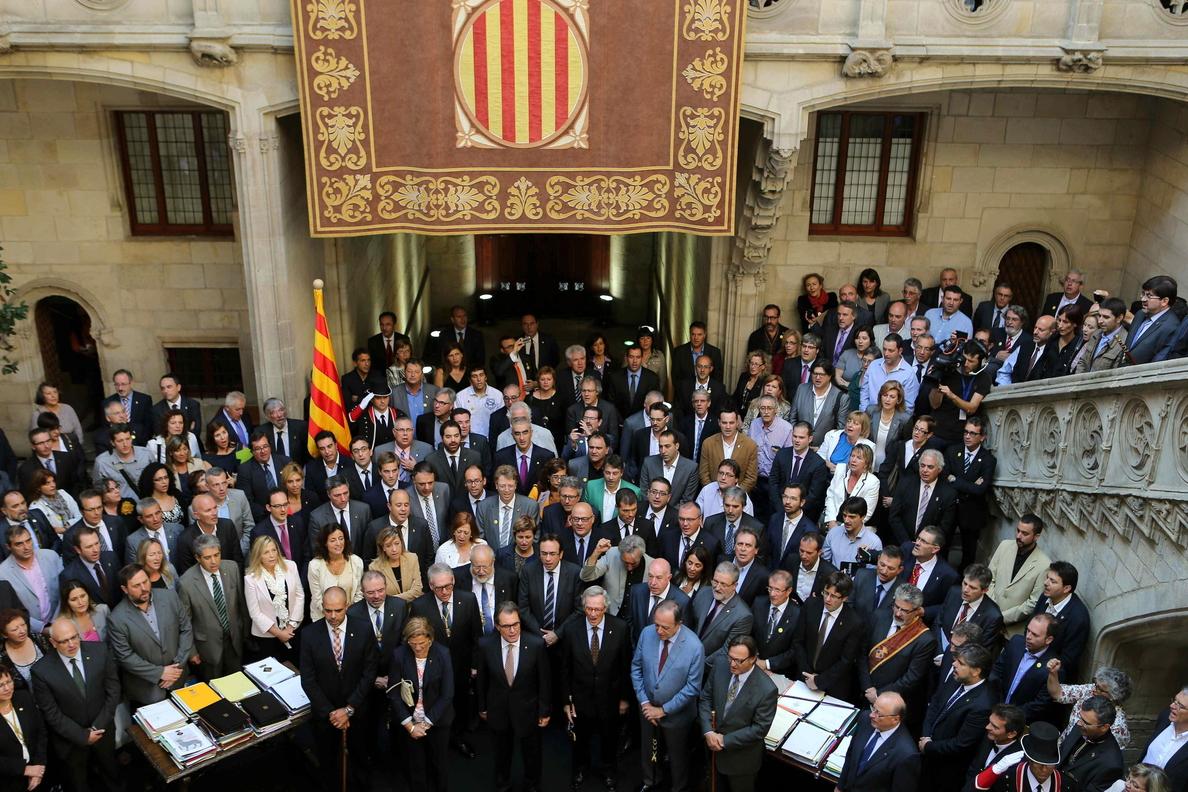 El BOE catalán publica las comisiones de seguimiento de la Consulta