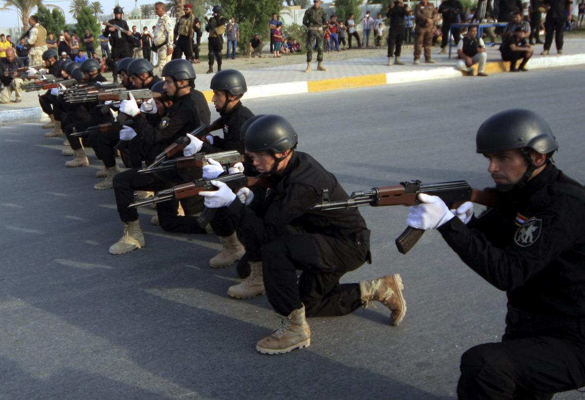 Al menos 8 milicianos chiíes mueren en un atentado suicida en el norte de Irak